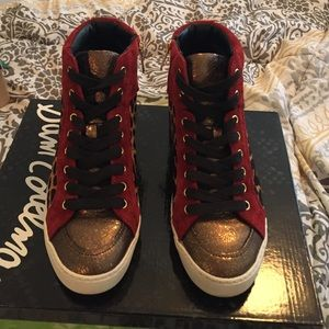 4d5cf81218a4 Sam Edelman Shoes - Sam Edelman Britt High Top Sneaker