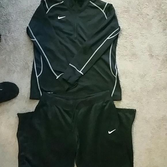 Dri fit Thermal Nike Sweat Suit