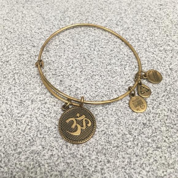 Alex And Ani Jewelry Chinese Symbol Poshmark