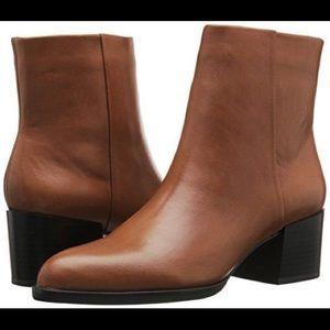 dcabe7b22a5d1 Sam Edelman Shoes - Sam Edelman Joey Booties Saddle Tan