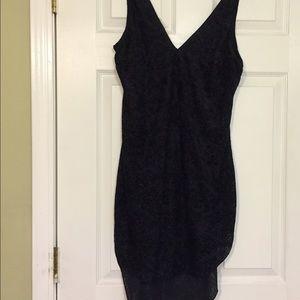 NWT Cope black dress sz S