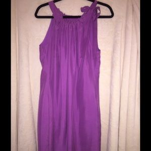 Banana Republic lavender dress