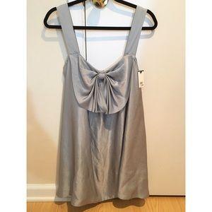 Jill Stuart Dresses & Skirts - Silver Cocktail Dress
