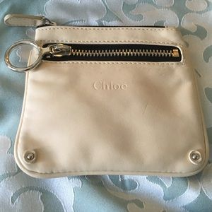 Chloe make up bag. Can be used as a coin purse