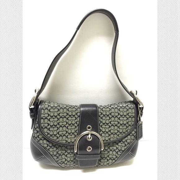 6fe15b54dc3f ... australia coach signature soho hobo shoulder bag f23c5 ca860 ...