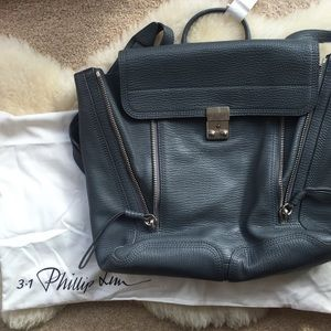 3.1 Phillip Lim Pashli gray backpack