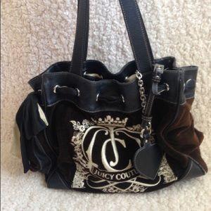 Black Juicy Day Dreamer bag