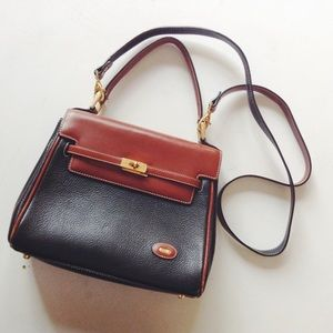 {Bally} Vintage Kelly Bag