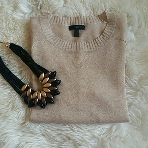 J. Crew Tops - $$ Final price!J.Crew gorgeous shimmery top $$