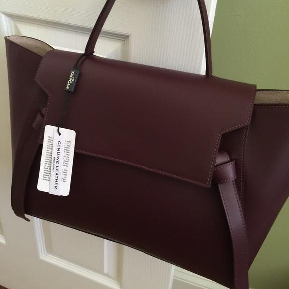 45f4507ff043 Alberta Di Canio Handbag leather Celine Belt Bag