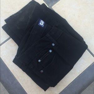 Flying Monkey Jeans - Flying Monkey Black Skinny Jeans