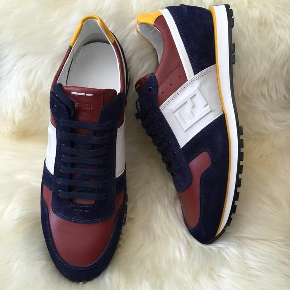 3fb21edd8ad0d3 Fendi men sneakers