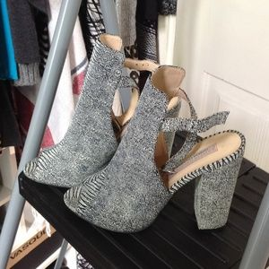 Chinese Laundry Shoes - Kristin Cavalleri for Chinese Laundry Muled Heels