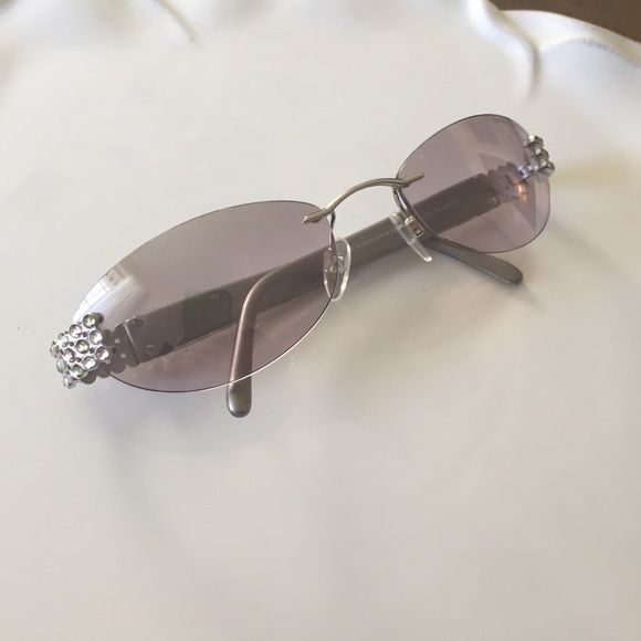 Daniel Swarovski crystal eyewear