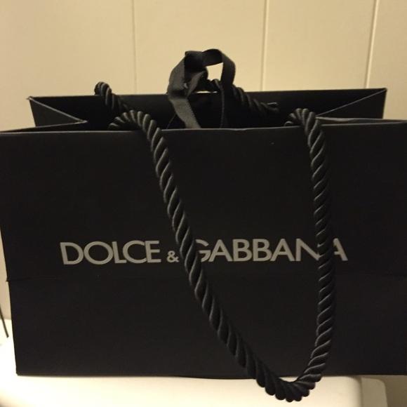 b4acdaebb8b0 Dolce   Gabbana Accessories - Dolce   Gabbana Shopping Bag