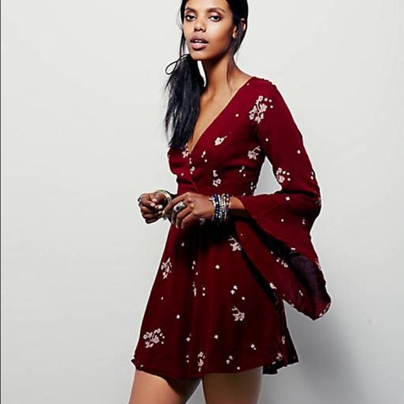 cff61ef015b Free People Dresses   Skirts - Free People Jasmine Dress