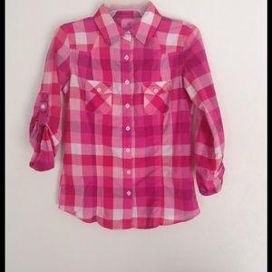 Nollie Tops - Nollie Plaid Shirt