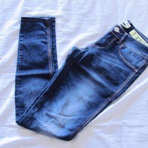 Indigo Rein Denim - Indigo Rein // Blue Skinny Jeans