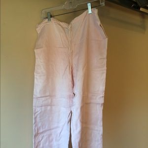 Carole Little drawstring pants