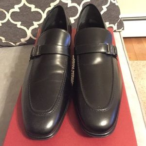 Men's Ferragamo dress shoes