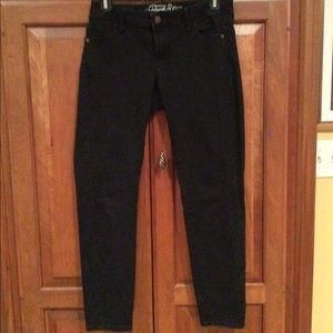 Tobi skinny jeans. Black. Size 26.