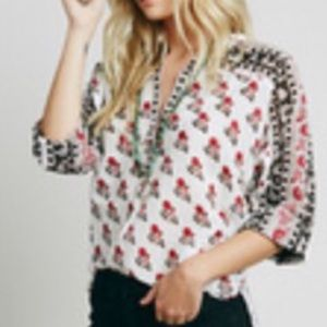 SOLD Free People top