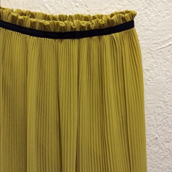 50 vintage dresses skirts sheer accordion pleated