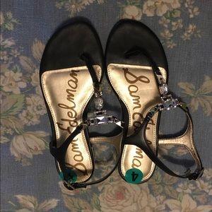 New Sam Edelman sandals.