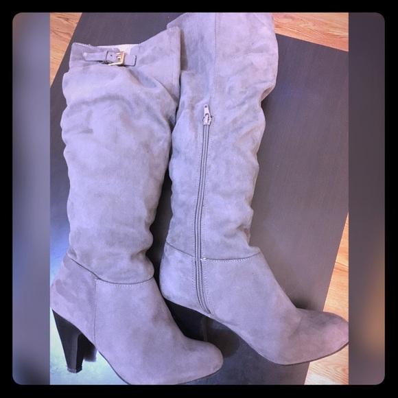 55 zigi soho shoes zigi soho suede knee high boots