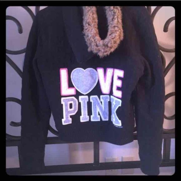 PINK Victoria's Secret Jackets & Blazers - PINK COAT 💕