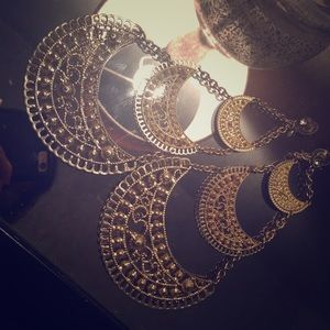 Jewelry - Huge Exotic earrings