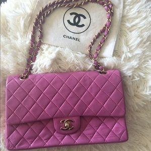 Vintage Chanel Classic Flap
