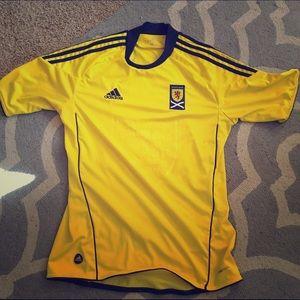 Scotland National Team Soccer Jersey