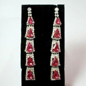 💎Glam earrings!!