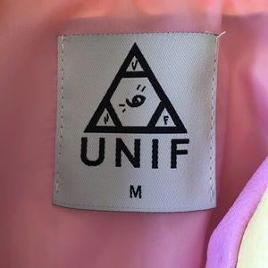 UNIF Jackets & Coats - Unif Pastel Moto Jacket