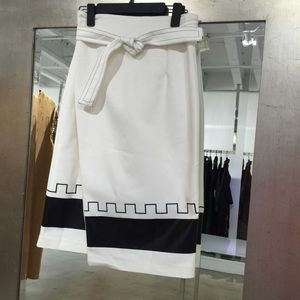 Greek Pencil Skirt