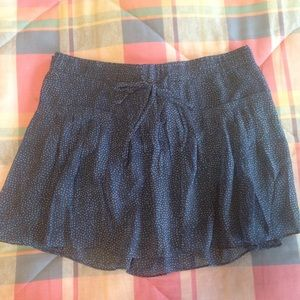 American Eagle Outfitters Polka dot skirt