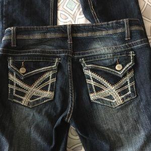 Flattering Rue 21 jeans