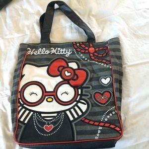 a0b83c5f8a35 Hello Kitty Bags - Hello Kitty Nerd Totebag