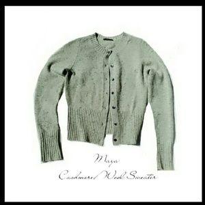 Maya Sweaters - 💕BEAUTIFUL💕MAYA - CASHMERE/LAMBS WOOL SWEATER