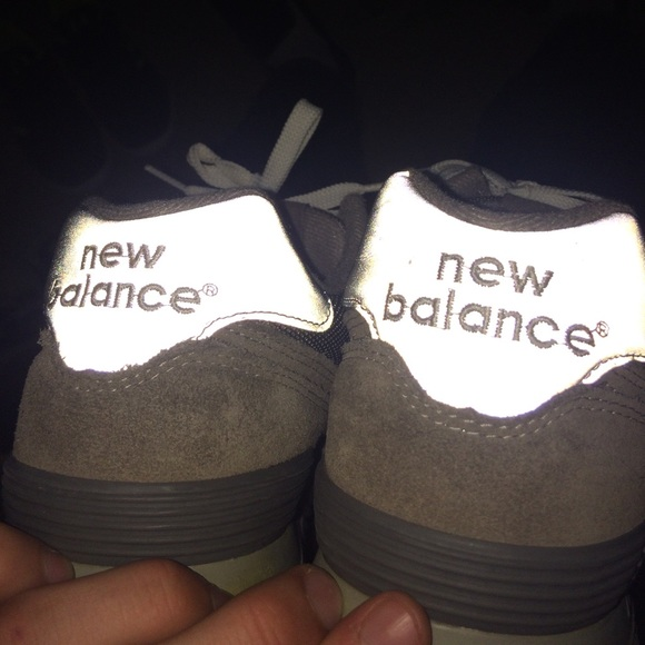 low priced 9c6f3 fe6cb new balance 574 reflective