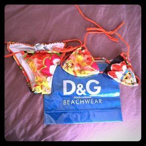 Dolce & Gabbana Other - Dolce & Gabbana bikini