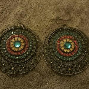 Jewelry - Vintage style earrings