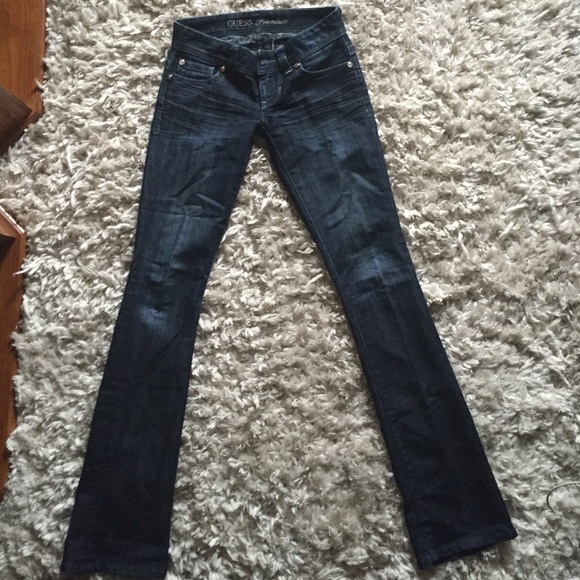 80% off Guess Denim - Guess Premium Jeans from Katie's closet on ...