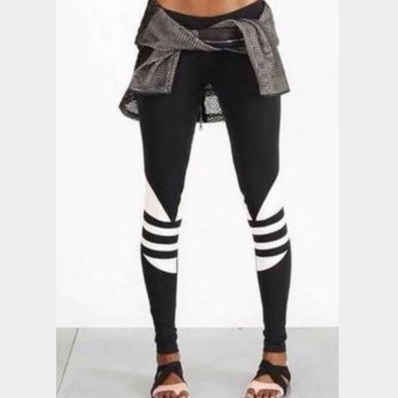 74bd55048ff0 ISO Adidas Trefoil Leggings HELP!