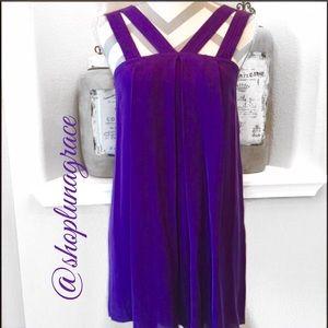 Alice + Olivia Dresses & Skirts - 🍇HP🍇 Alice + Olivia Silk Mini Dress