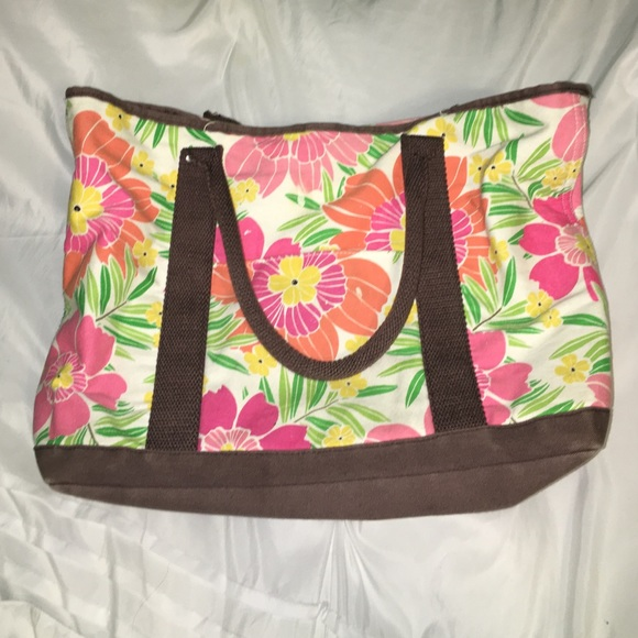 50% off Pottery barn Handbags - Potter Barn Teen Beach Tote from ...