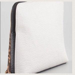 3.1 Philip Lim 31 Minute Calf Hair Cosmetic Bag