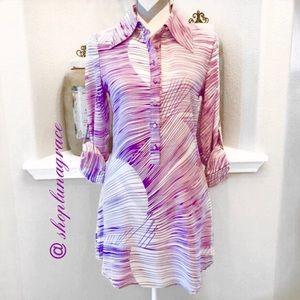 Jenny Han Dresses & Skirts - Jenny Han Shirtdress