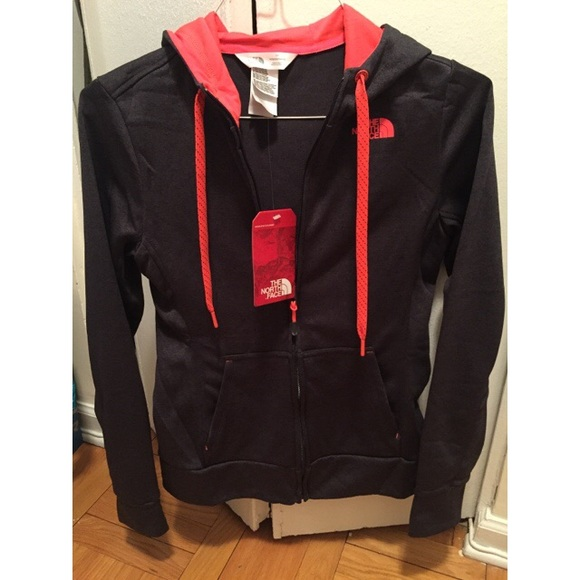 abb7c9d38 The North Face Women's Fave Full Zip Hoodie Boutique